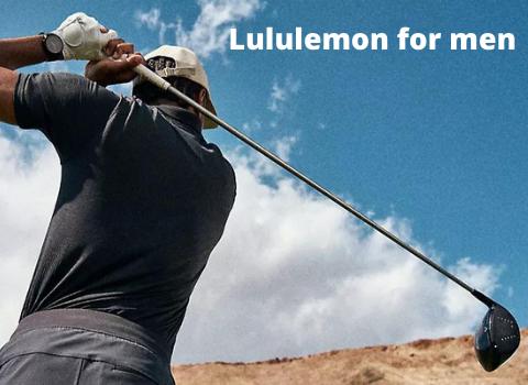 Lululemon for men