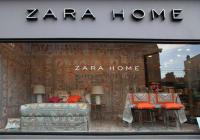 Shopping at Zara Home