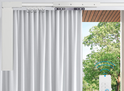 robot curtains - Amazon