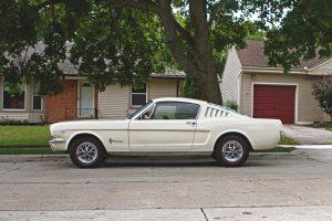 Ford Mustang reservdelar från USA