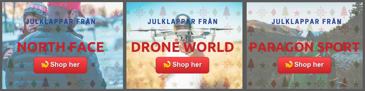 Shoppa Julklapp till pappa från USA och frakta till Sverige