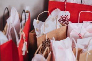 Christmas sale i USA