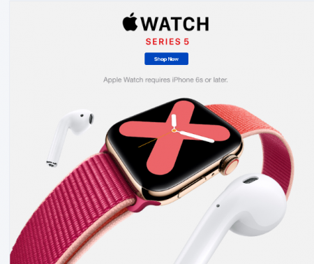ShopUSA - Apple Watch Series 5