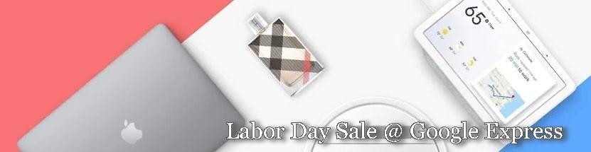 ShopUSA - Google Express Labor Day Sale
