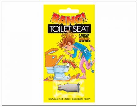 ShopUSA - Joker Big Bang! Funny Popping Toilet Seat