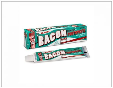 ShopUSA - Mr. Bacon's Bacon Flavored Toothpaste