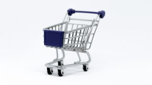 Shopping at Amazon