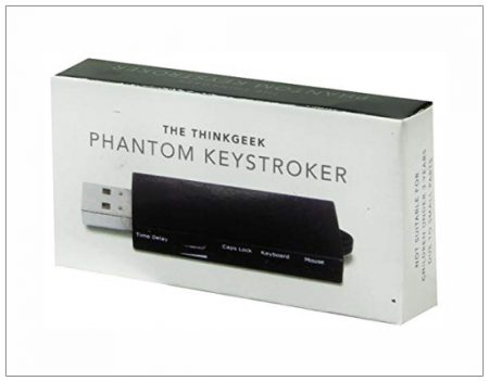 ShopUSA - ThinkGeek Phantom Keystroker V2