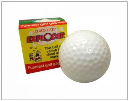 ShopUSA - Trick Exploding Golf Ball Prank-gag