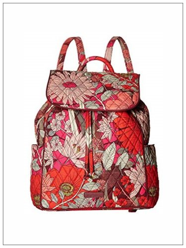 ShopUSA - Vera Bradley Drawstring Backpack