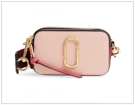 SHOPUSA - Snapshot Crossbody Bag