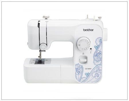 SHOPUSA - Brother LX3817 17-Stitch Full-size Sewing Machine