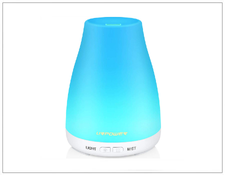 SHOPUSA - URPOWER 2nd Version Essential Oil Diffuser