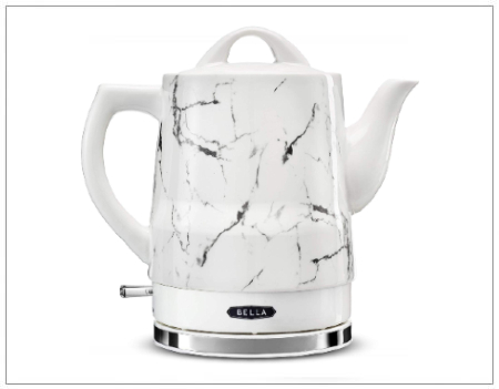 SHOPUSA - BELLA 14743 Electric Tea Kettle