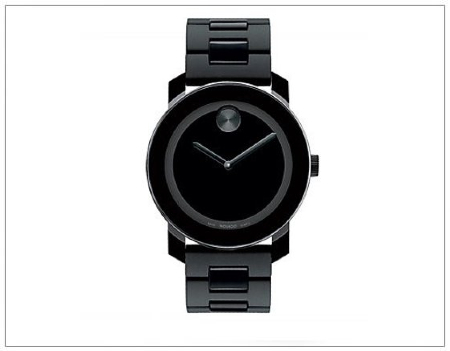 SHOPUSA - Movado Men's Bold Large Analog Quartz Watch