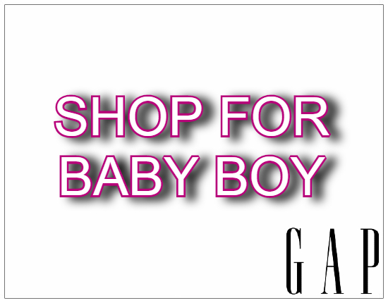 SHOPUSA - GAP - BABY BOY