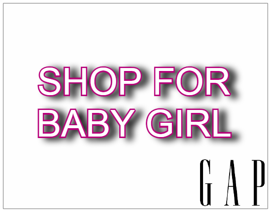 SHOPUSA - GAP - BABY GIRL