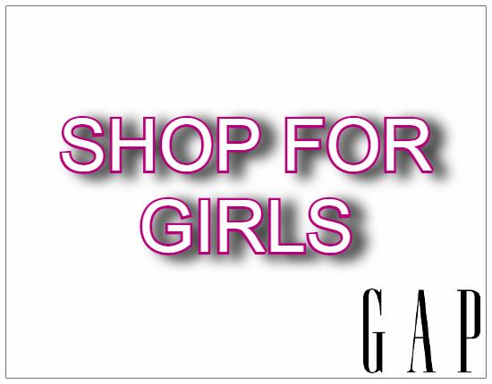 SHOPUSA - GAP - GIRLS