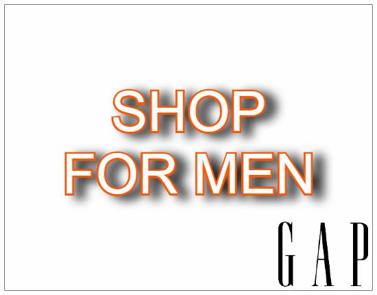 SHOPUSA - GAP - MEN