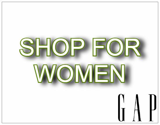 SHOPUSA - GAP - WOMEN