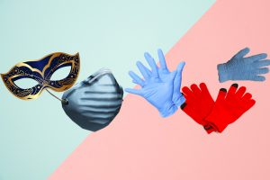 Masks and Gloves