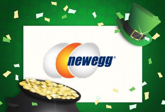 SHOPUSA - Newegg St.Patrick's Day