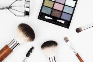Tools and Brushes for Beauty Cosmetics