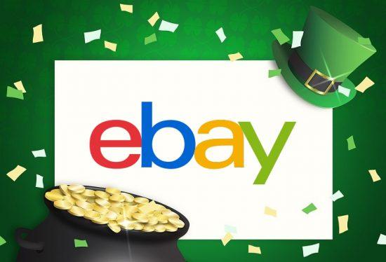 SHOPUSA - eBay St.Patrick's Day