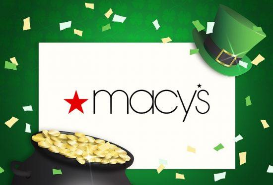 SHOPUSA - macy's St.Patrick's Day