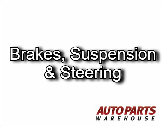 SHOPUSA - Brakes, Suspension & Steering