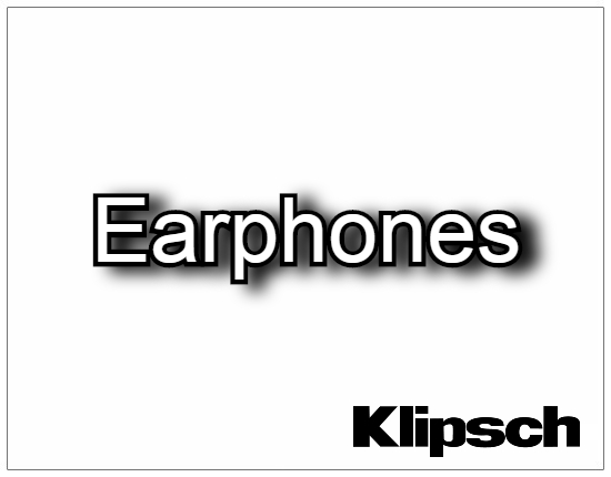 SHOPUSA - Klipsch - Earphones
