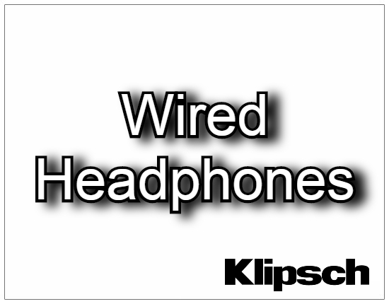 SHOPUSA - Klipsch - Wired Headphones
