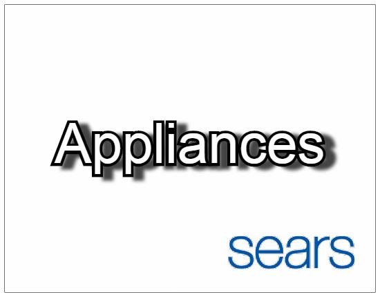 SHOPUSA - Sears - Appliances