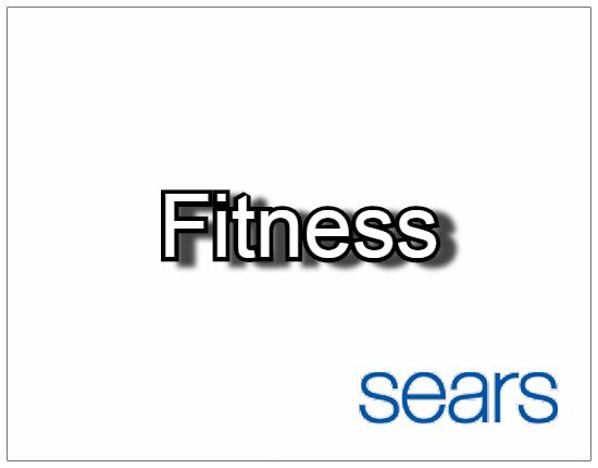 SHOPUSA - Sears - Fitness