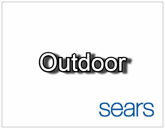 SHOPUSA - Sears - Outdoor