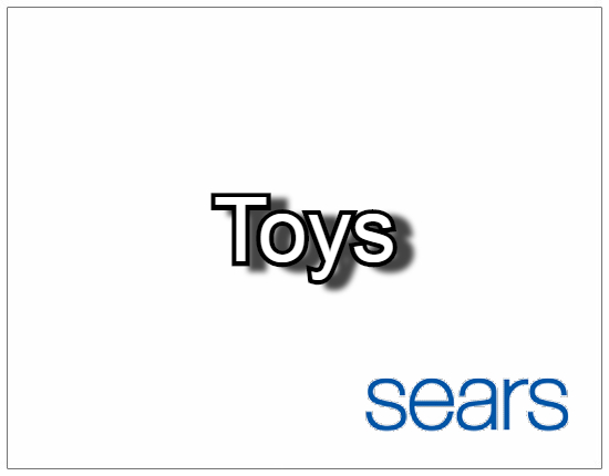 SHOPUSA - Sears - Toys