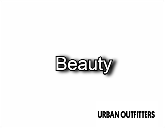 SHOPUSA - URBANOUTFITTERS _ Beauty