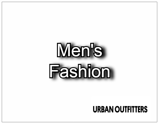 SHOPUSA - URBANOUTFITTERS _ Men's Fashion