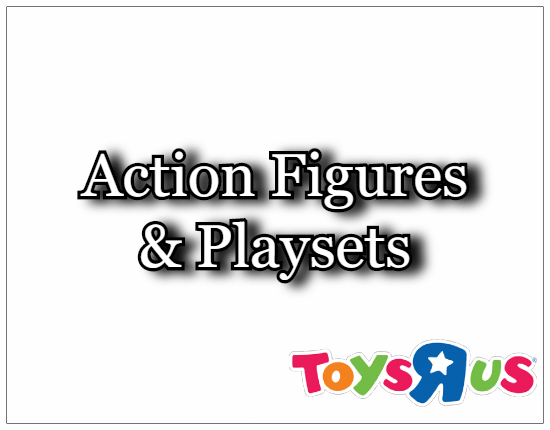SHOPUSA _ Toys R Us - Action Figures & Playsets
