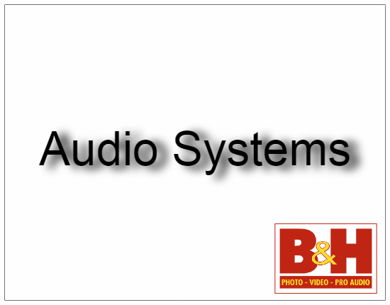 SHOPUSA - Audio Systems
