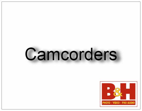 SHOPUSA - Camcoders