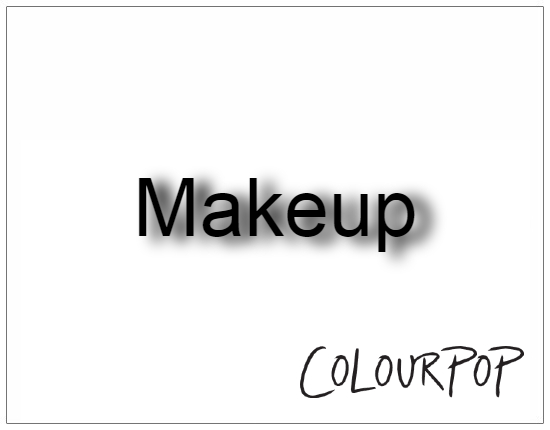 SHOPUSA - Colourpop - Makeup