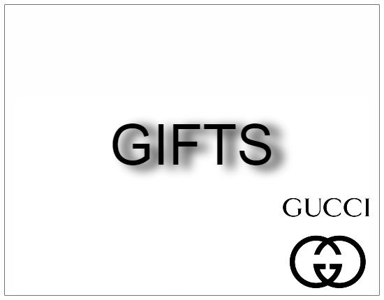 SHOPUSA - Gucci - Gifts