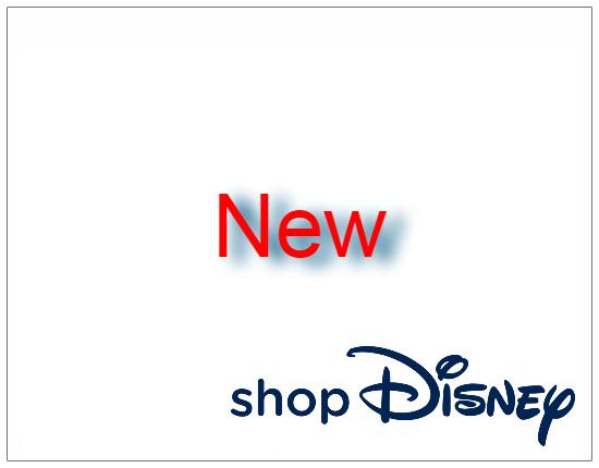 SHOPUSA - shopDisney - New