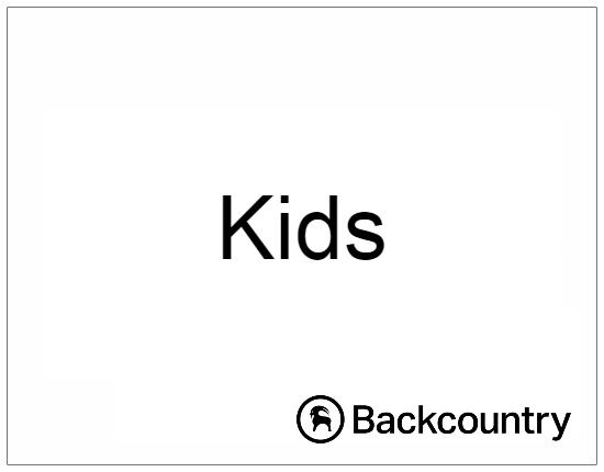 SHOPUSA - BackCountry - Kids