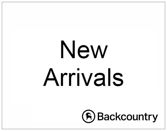SHOPUSA - BackCountry - New Arrivals