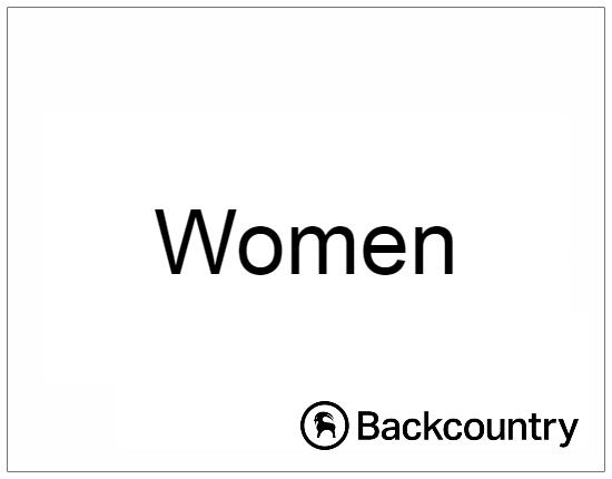SHOPUSA - BackCountry - Women