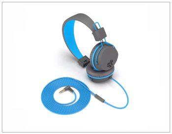 SHOPUSA - Kids JLab JBuddies Studio Volume Safe Over-Ear Headphones