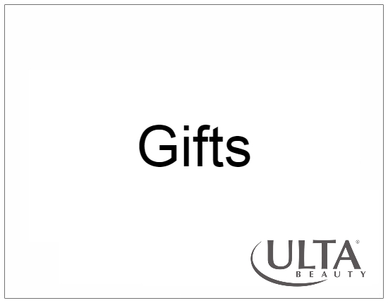 SHOPUSA - Ulta Beauty - Gifts