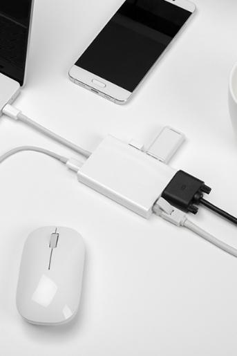 USB HUB - A HANDY OPTION